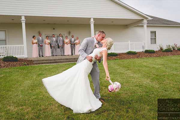 Rustic wedding in Ohio