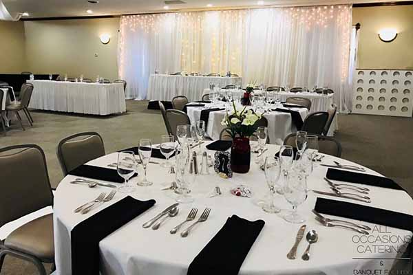A really big wedding facility with rustic theme, Radnor OH