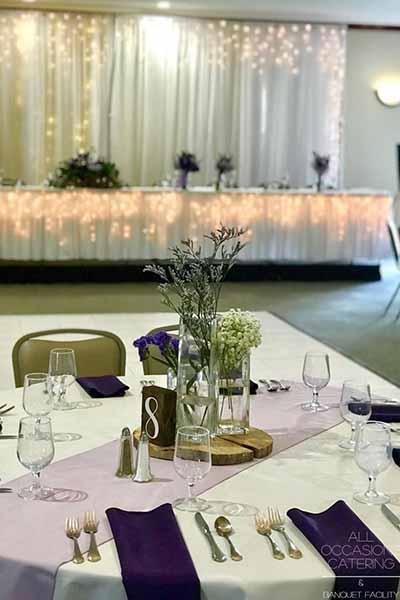 fancy country wedding in Radnor Ohio