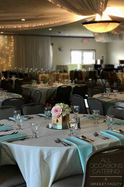 rustic farm wedding facility in Radnor Ohio