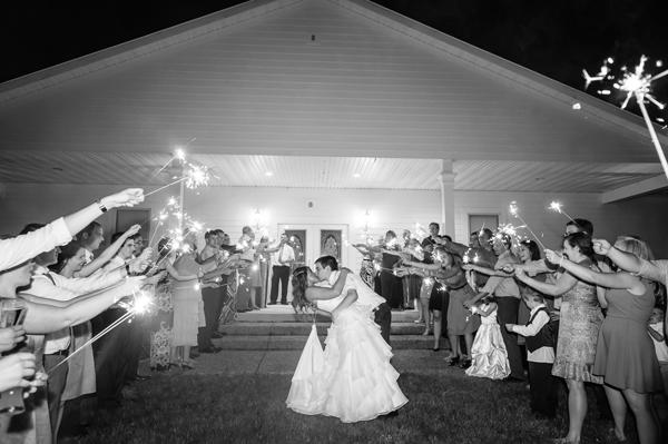 Rustic wedding in Ohio